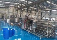 Industrial Vegetable Processing Line Tomato Paste Processing Line Water Saving Easy Operation
